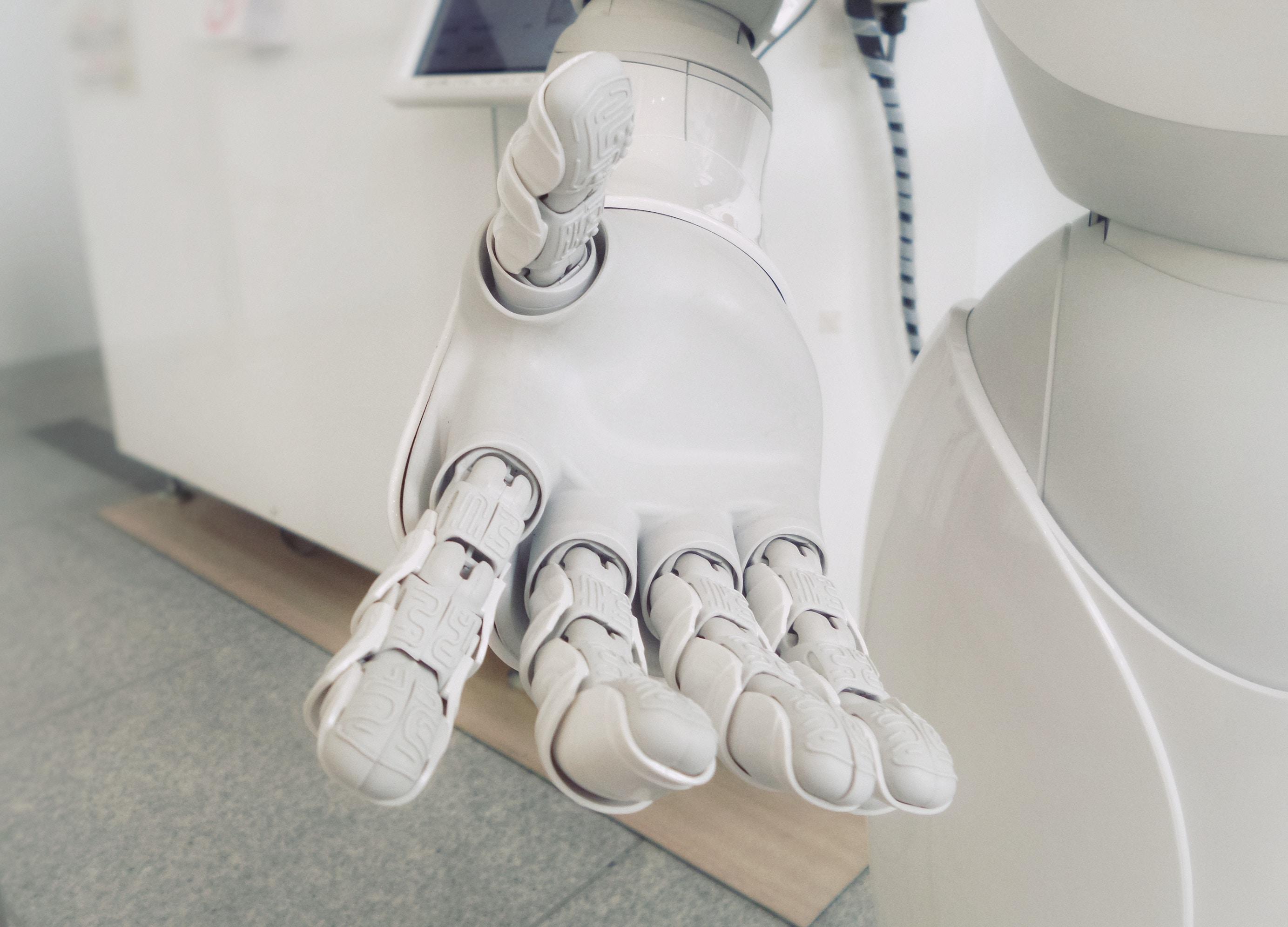 AI technology - robots