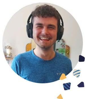 Learning People | Coding student Jake Matthews