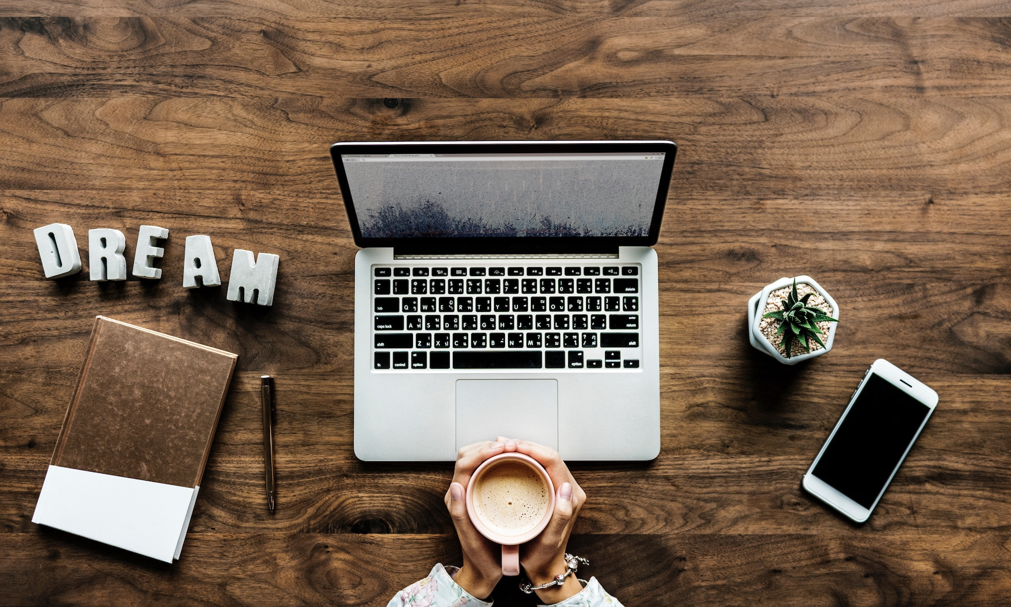 Learning online with a coffee
