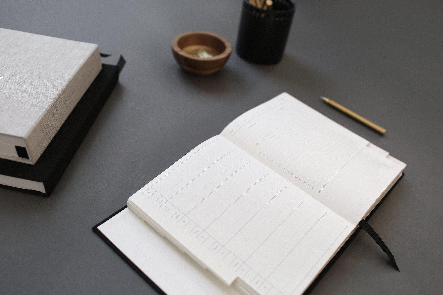 Notebook - National Stationary Week