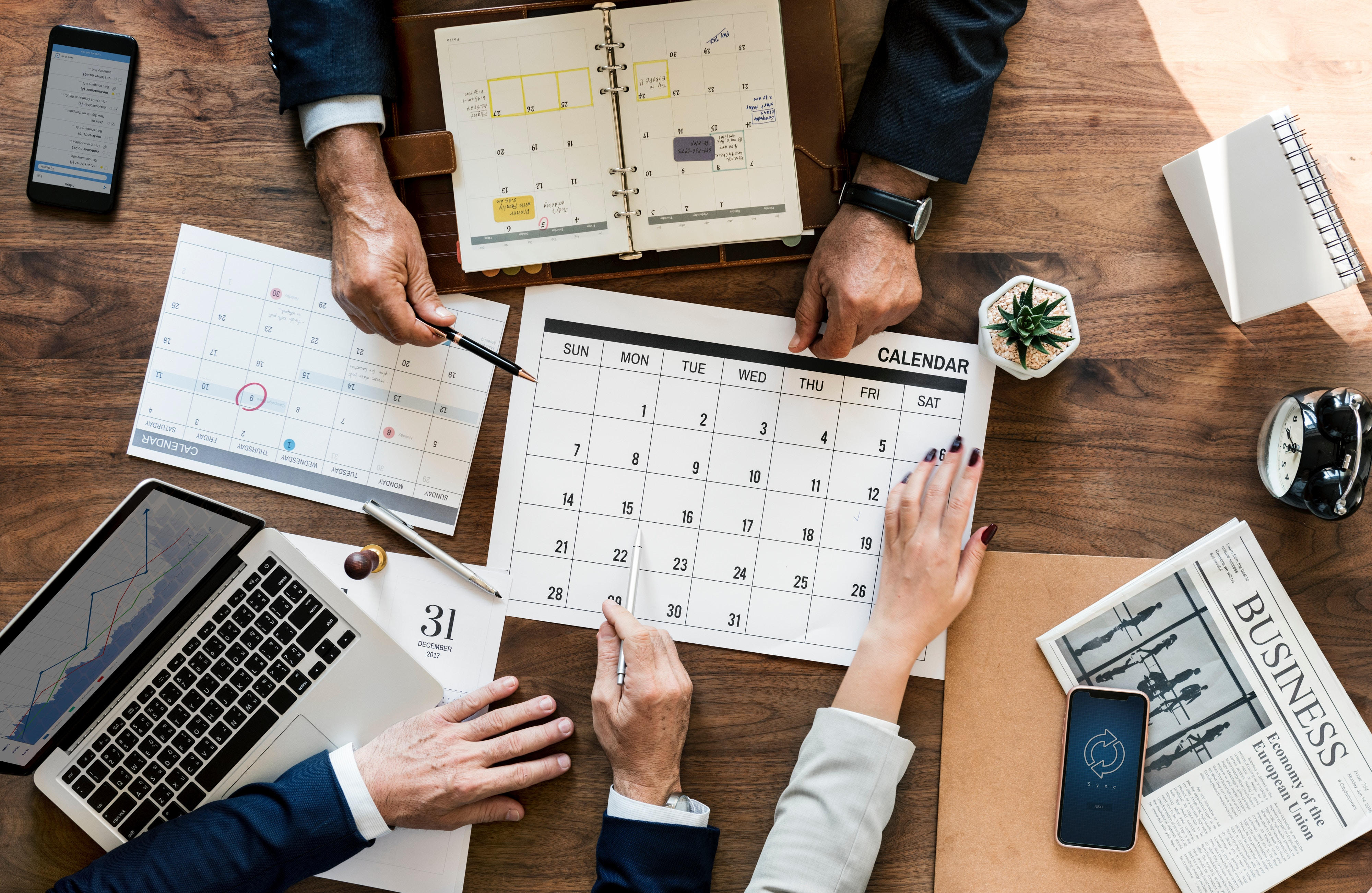 Project management - planning